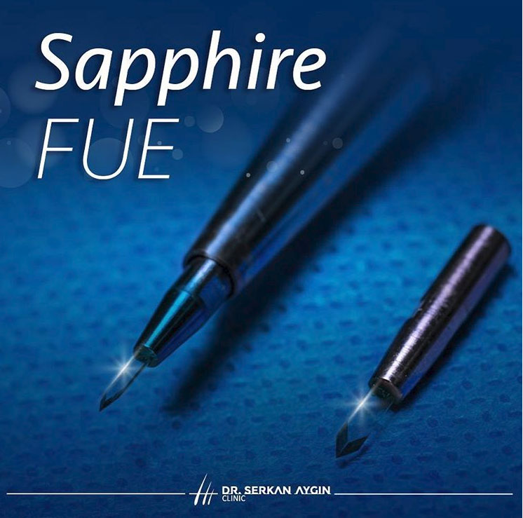Sapphire FUE